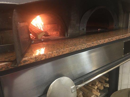 Busca, İtalya: forno a legna