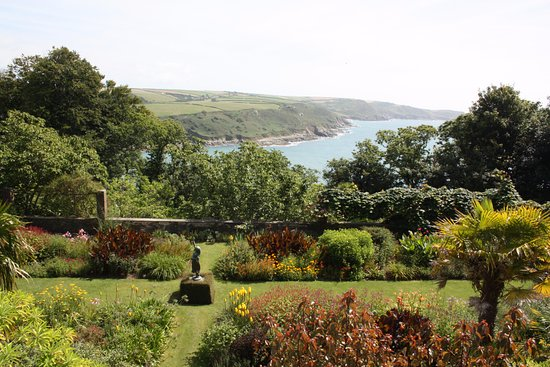 Salcombe, UK: A view from the highest point