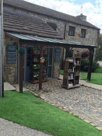 Yorkshire, UK: Emmerdale village 20th Aug 16