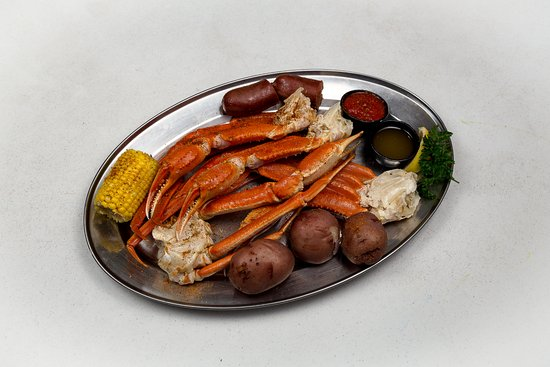Пулер, Джорджия: LOW COUNTRY BOIL CRAB LEGS