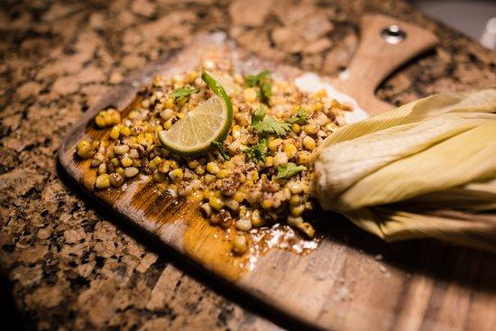 เวลลิงตัน, ฟลอริด้า: Mexican Street Corn