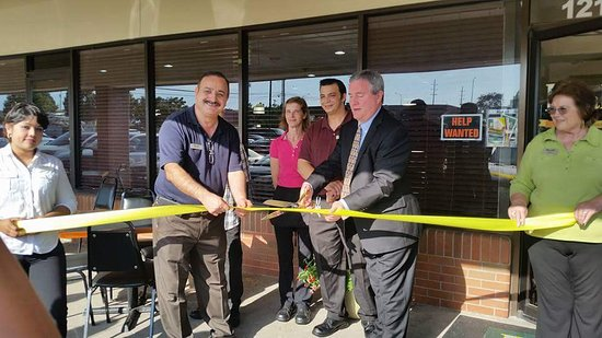 Lenexa, KS: Ribbon Cutting Ceremony