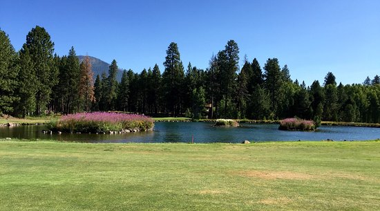 Sisters, OR: Black Butte Ranch Golf Club