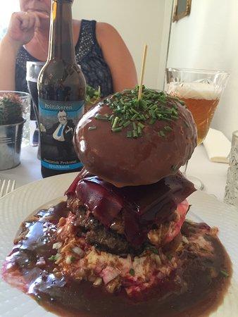 Danmarks bedste bøfsandwich 2016