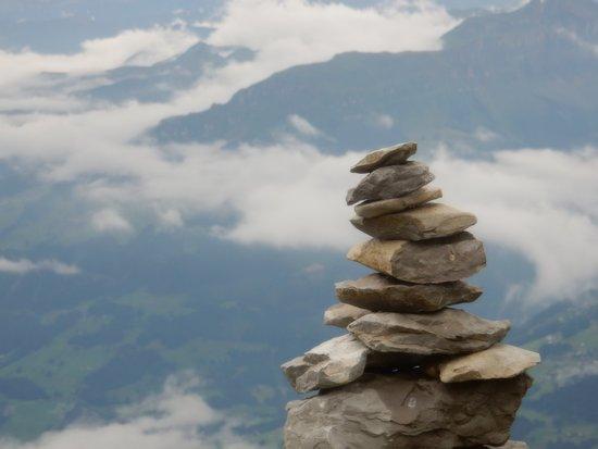 Unterwasser, Sveits: Steinturm