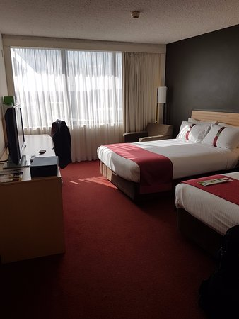 Tullamarine, Australia: Good sized rooms