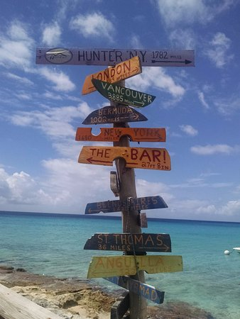 Frederiksted, St. Croix: Far from home