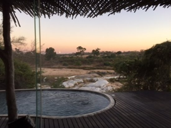 Singita Private Game Reserve Picture