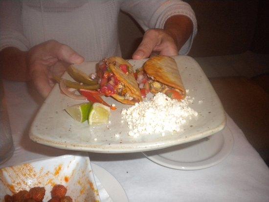 Ravine: Fish Tacos