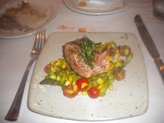 Ravine: Salmon Tapa