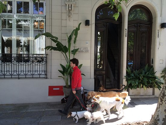 Hotel Costa Rica: Buenos Aires life Style