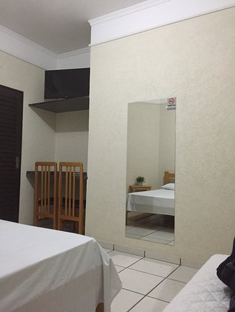 Vila Romana Park Hotel: Quarto luxo