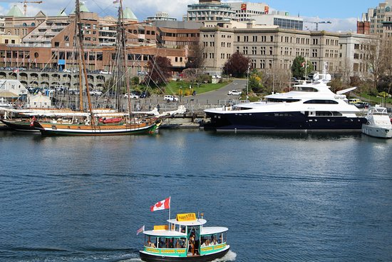 Port Angeles, WA: Victoria Inner Harbour