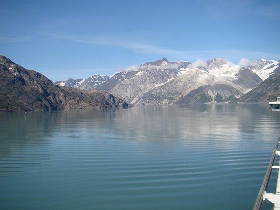 Glacier Bay National Park and Preserve, AK: cruising Glacier Bay