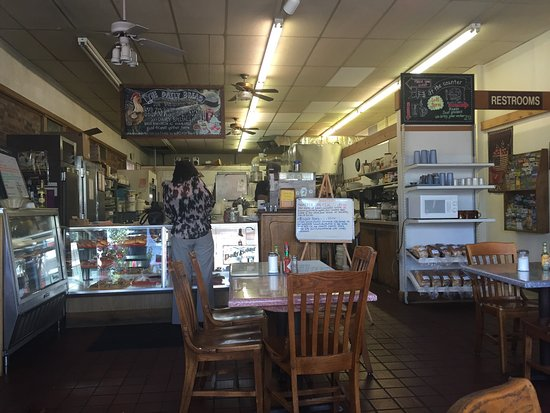 Montrose, CO: Daily Bread Bakery and Cafe