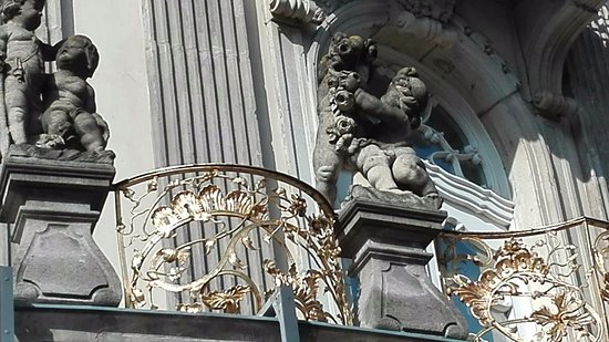 Ephraim-Palais: Detail