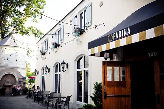 A Mess Of A Restaurant Review Of Farina Restaurant Raleigh Nc