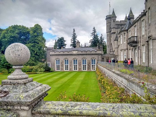Picture Of Balmoral Castle, Ballater