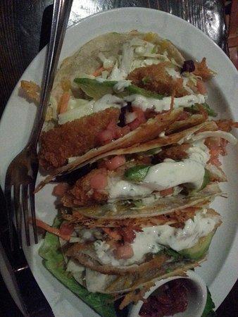 Kirkwood, CA: Fish Tacos