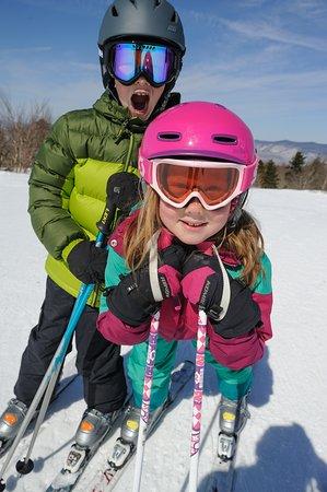 Peru, Вермонт: Kids love Bromley!