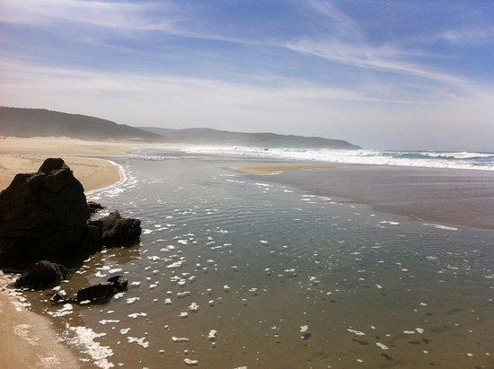 Playa de Rostro