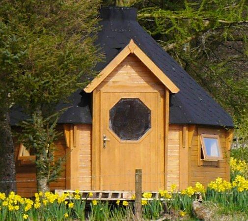 Newcastleton, UK : Glamping Cabin
