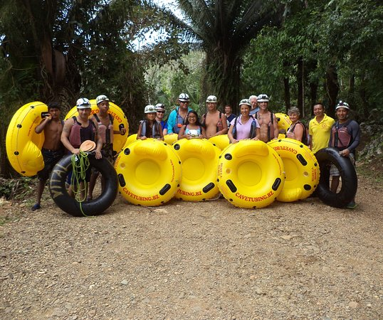 Belize City, Belize: Cavetubing with the Best