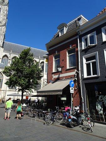 Cafe de Bruine Pij