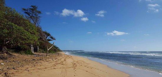 Wailua, Havai: Quiet Beach North