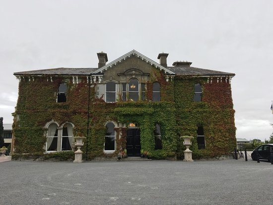 Lyrath Estate Hotel & Spa: Front