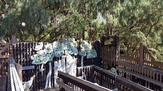 Wailua, Havai: Playground Structure
