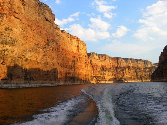 Fort Smith, MT: Bighorn Canyon