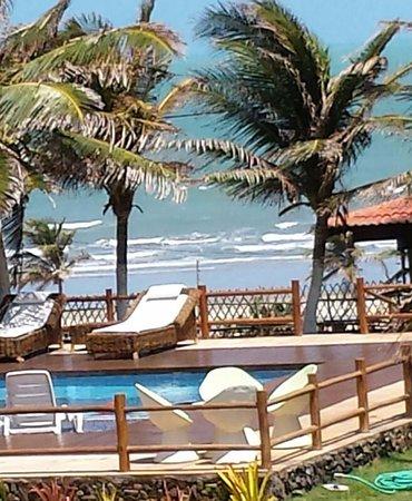 Porto do Mangue, RN: SPA Costa Branca - vale a pena conhecer. Relaxamento e qualidade de vida é aqui.