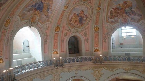 Frauenkirche: Όμορφος ο χώρος μέσα!