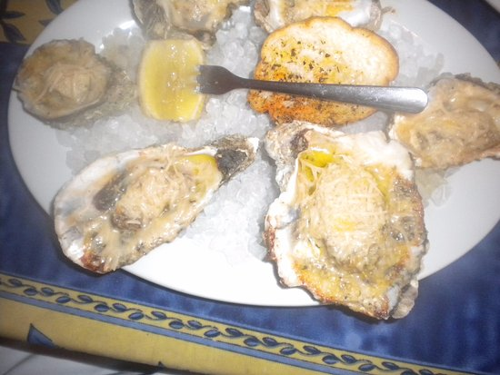 Oxford, MS: Char-Grilled Oysters