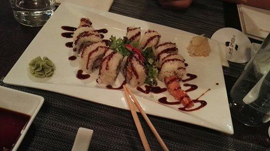 Sushi elegante