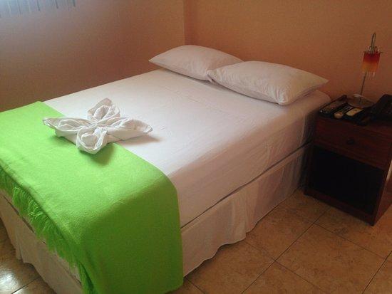Puerto Baquerizo Moreno, Ekuador: Mi habitación, que era una doble