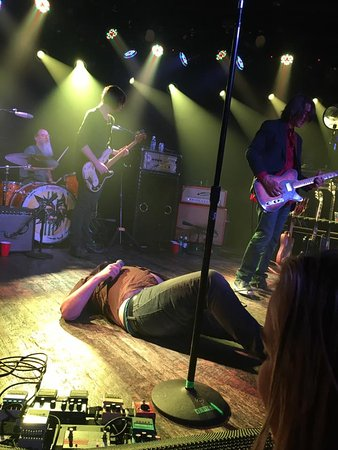 Belly Up: Drive by Truckers- August 2016
