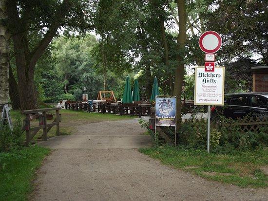 Osterholz-Scharmbeck, Германия: Die Einfahrt