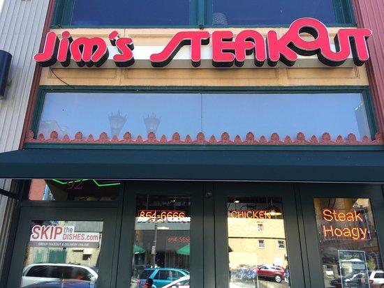 Jim S Steakout Buffalo 92 W Chippewa St Restaurant