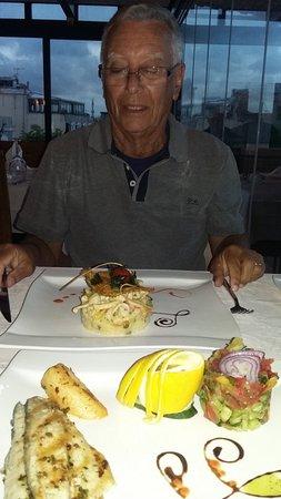Jantar no Imbat Restaurant