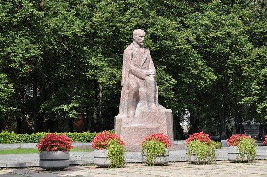 Rainis Monument