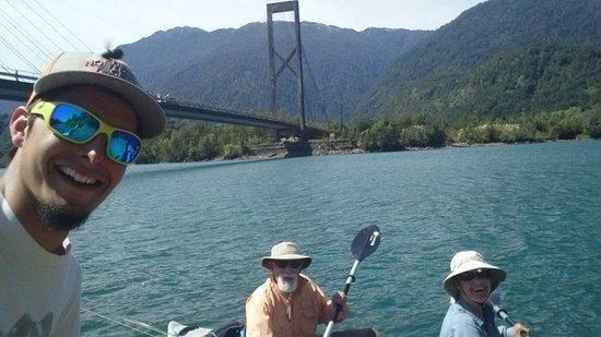 Chaitén, Chile: lago yelcho