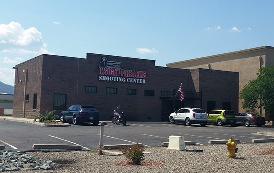 Insight Firearms Shooting Center