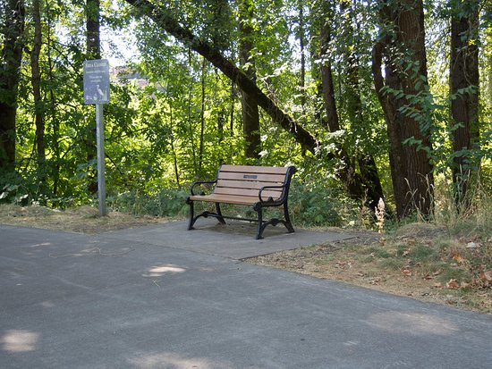 Eugene, OR: Another Bench