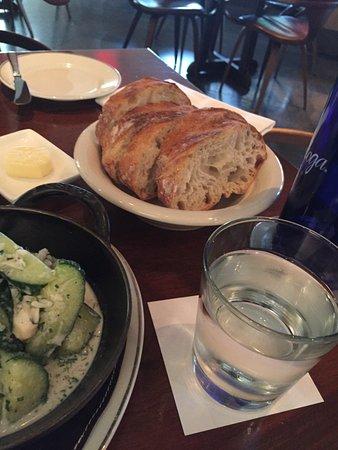 Blue Duck Tavern: Appetizers