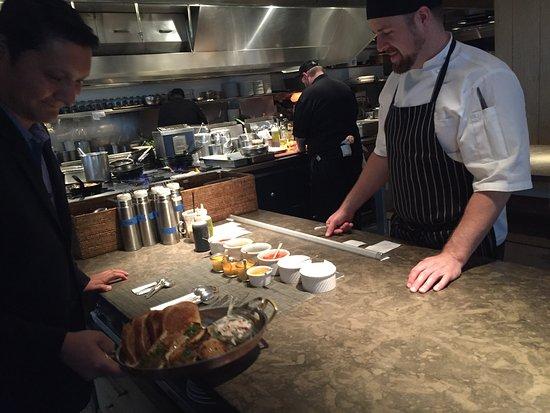 Blue Duck Tavern: Kitchen