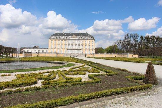 Schloss in Brühl Foto