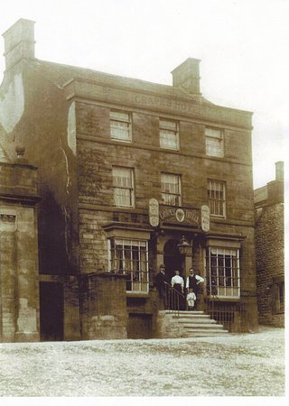 Longnor, UK: Victoria. Historical Photo