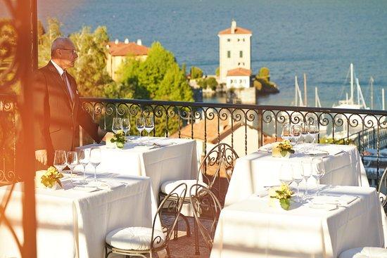 Ristorante La Terrazza Belvedere - Picture of Hotel Belvedere ...